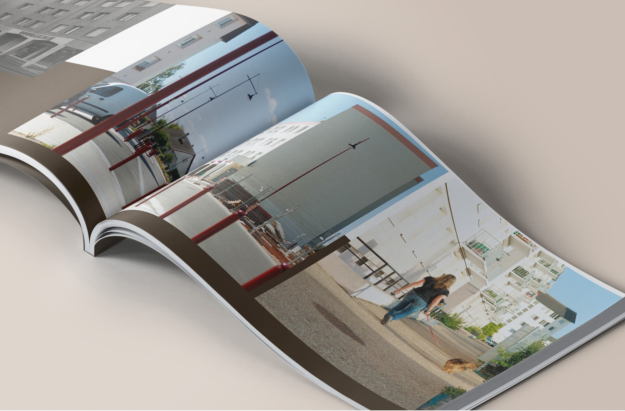Un livre d'images pour mémoriser l'histoire d'un quartier de la ville de Dreux