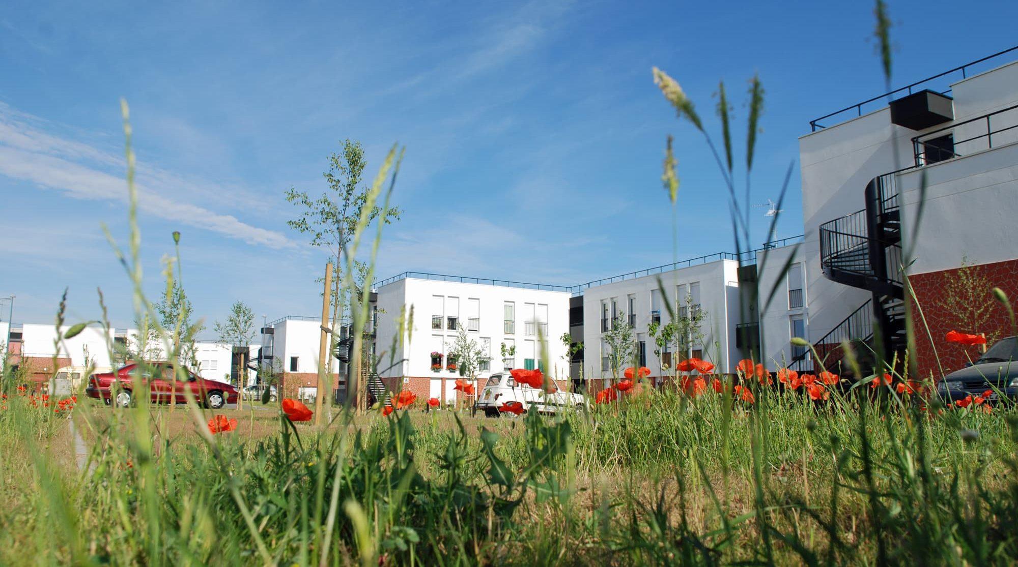 Reportage photos pour l'inauguration d'un quartier rénové à Dreux (28)