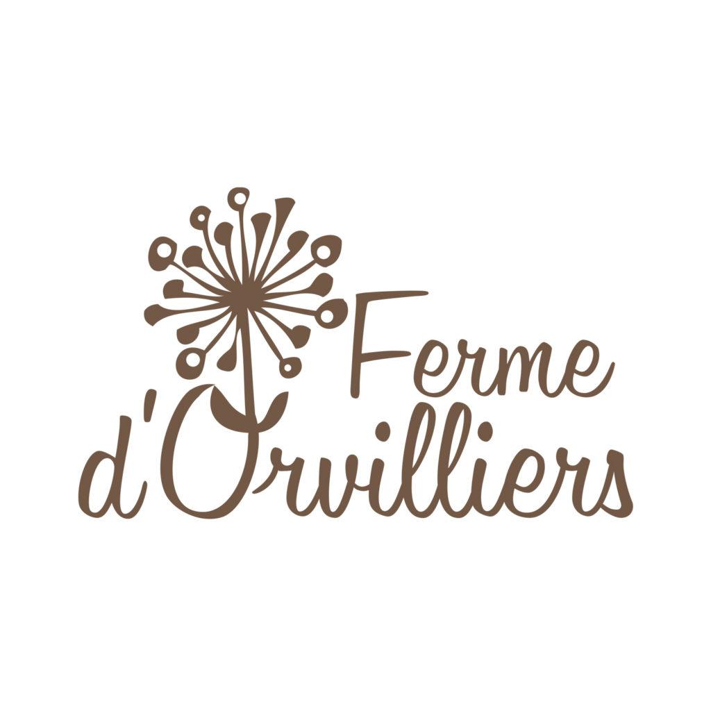 Logo - FERME D'ORVILLIERS