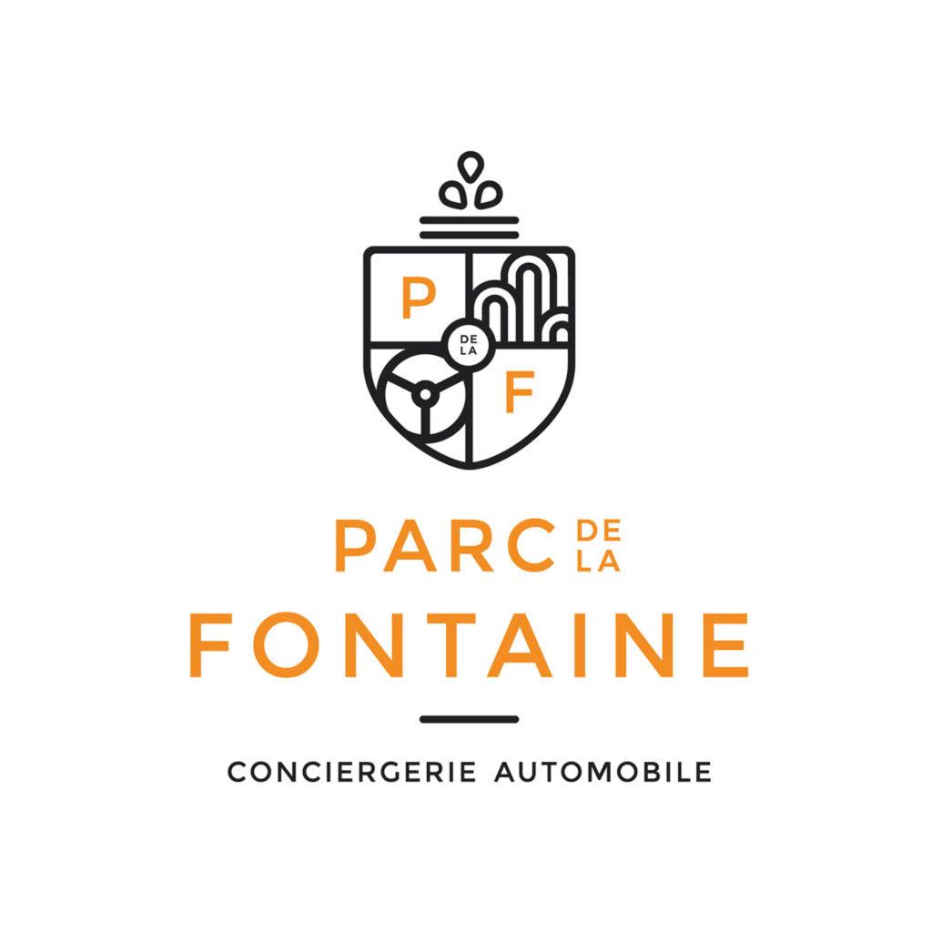 Logo Parc de la Fontaine - Conciergerie automobile