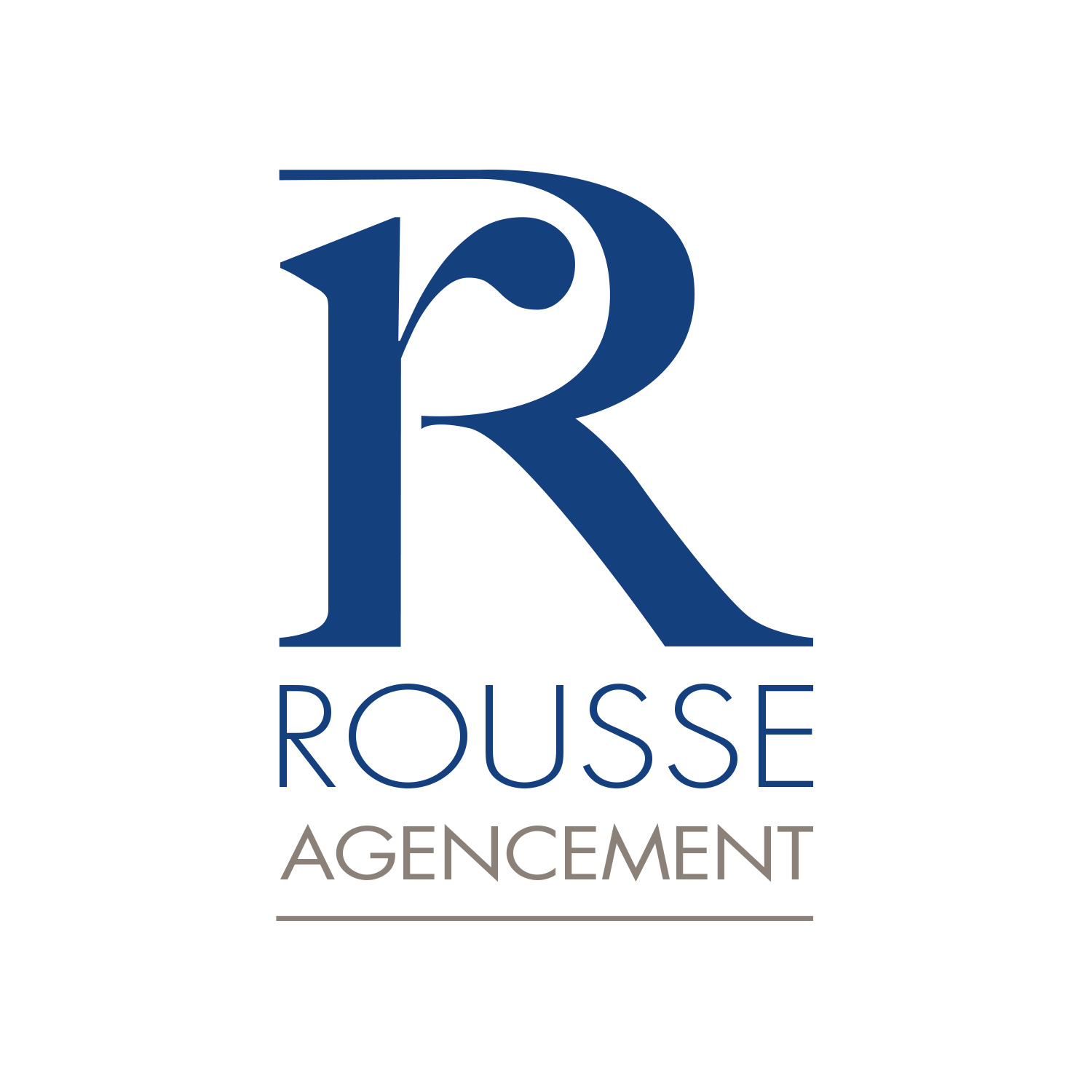 Logo Rousse Agencement