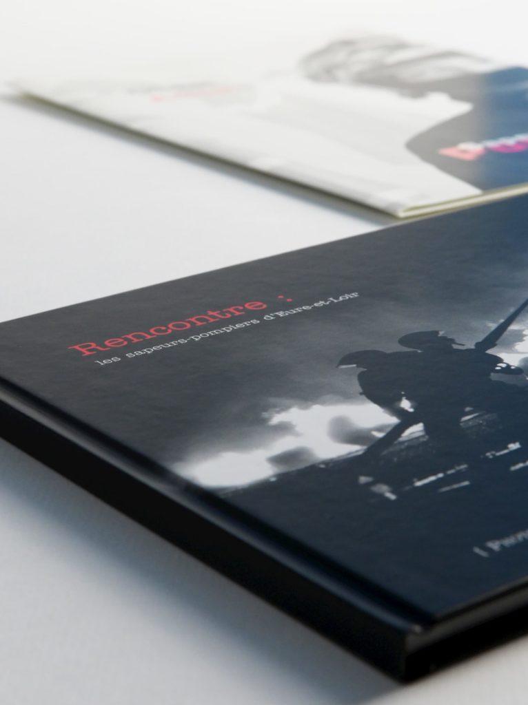 Immortaliser le quotidien des sapeurs pompiers d'Eure-et-Loir au travers d'un livre