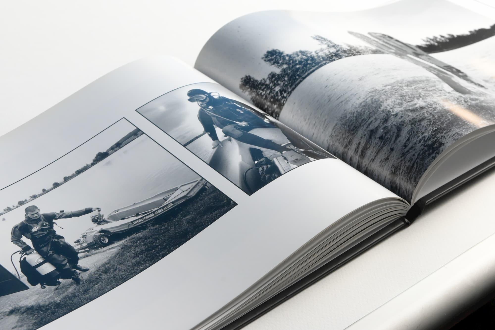 Edition d'un livre d'images pour les sapeurs pompiers d'Eure-et-Loir